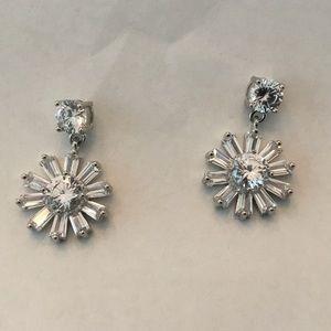 Jewelry - Cubic Z Earrings